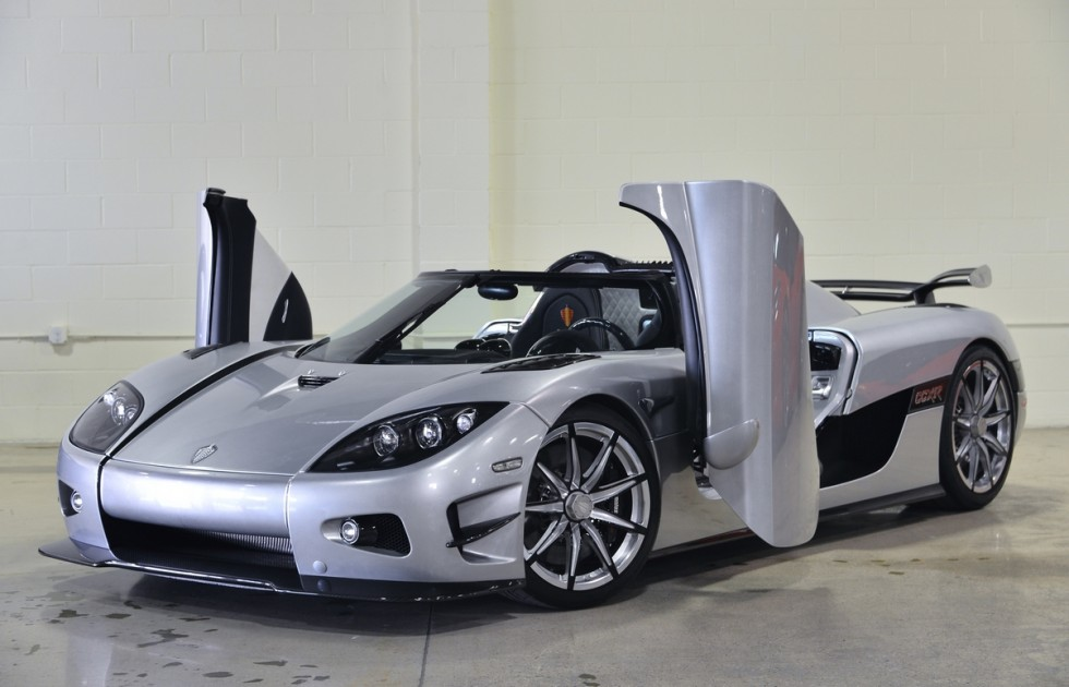 5 Most Expensive Cars in the World