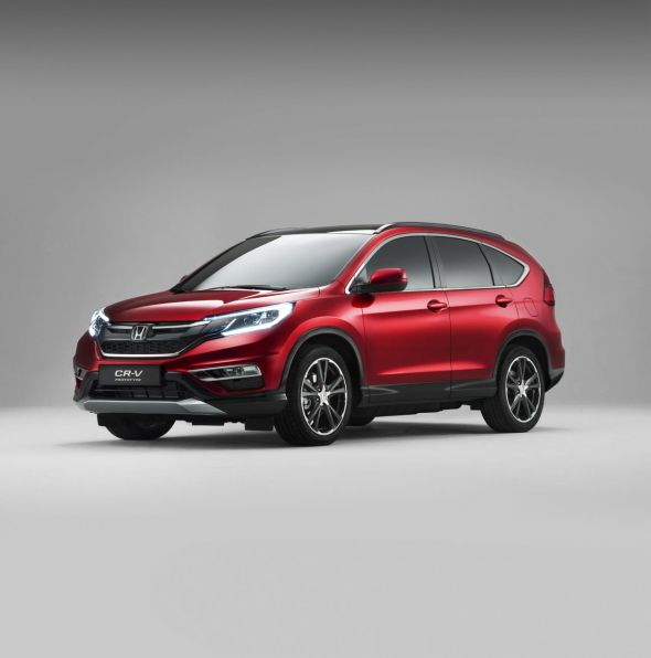 next generation 2017 honda cr v will be a 7 seater art of gears. Black Bedroom Furniture Sets. Home Design Ideas