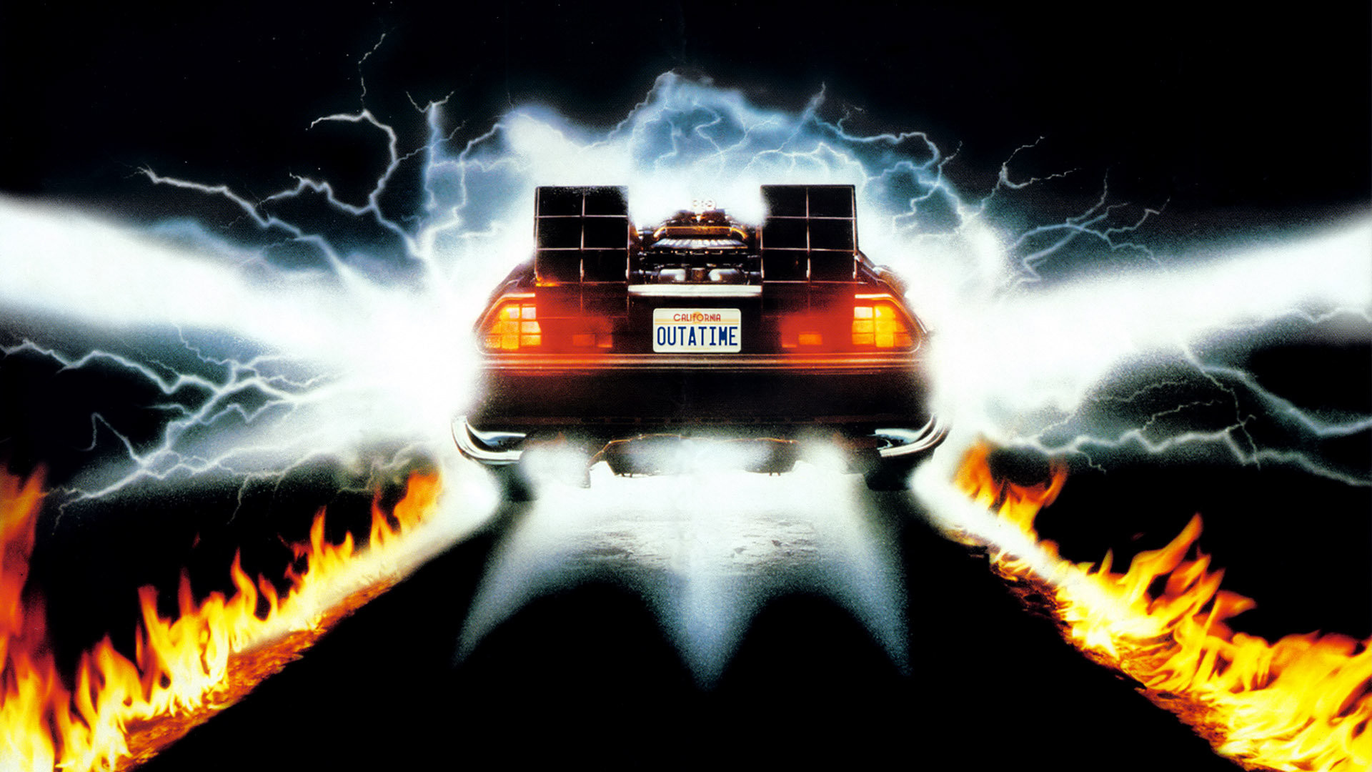 Back To The Future Trilogy Top 30 Vehicles