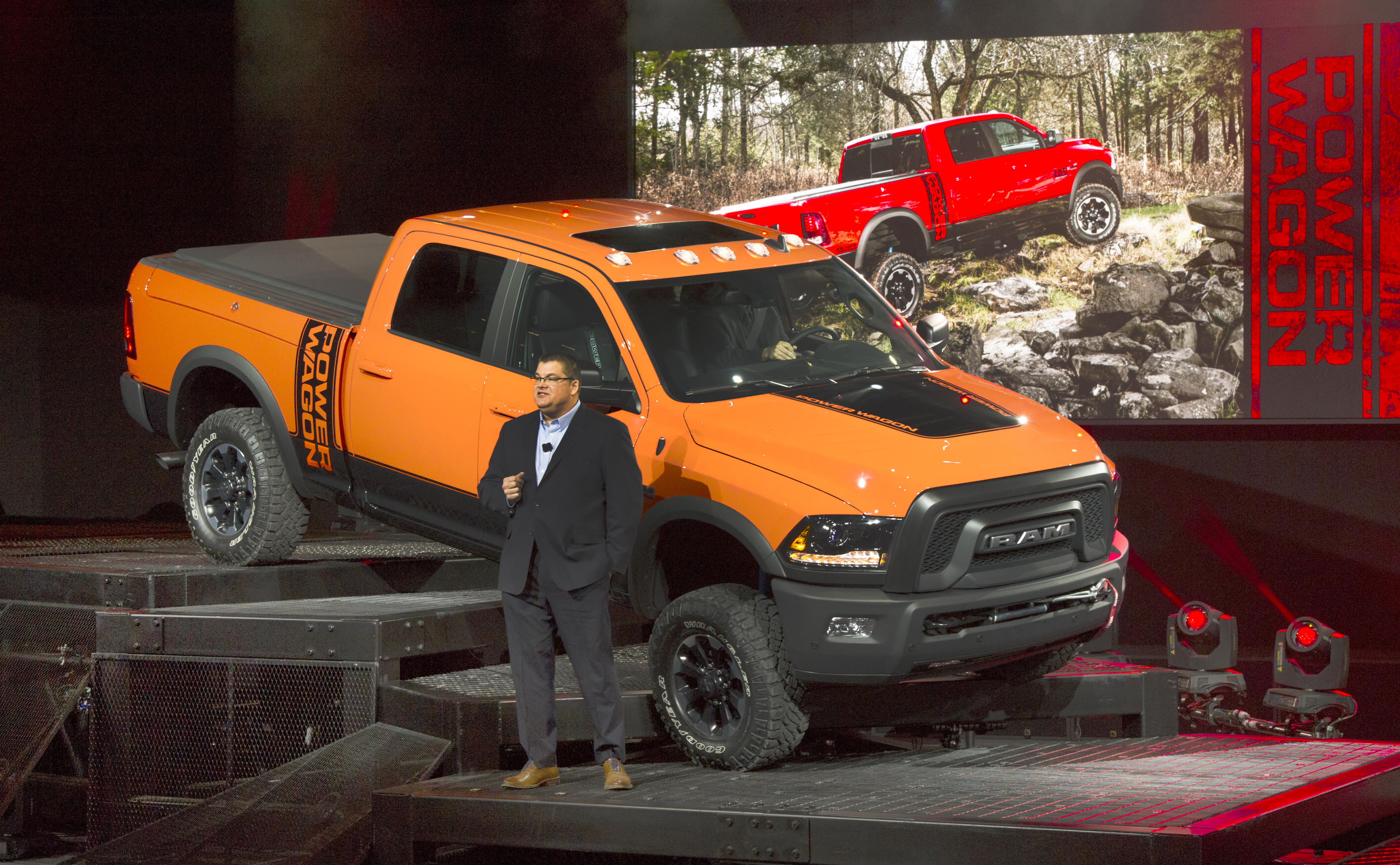 2017 dodge ram power wagon revealed - Dodge Truck 2017