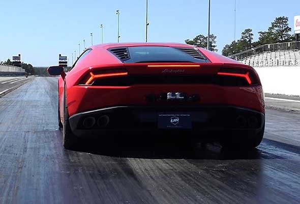 underground racing 39 s huracan sets new world record. Black Bedroom Furniture Sets. Home Design Ideas
