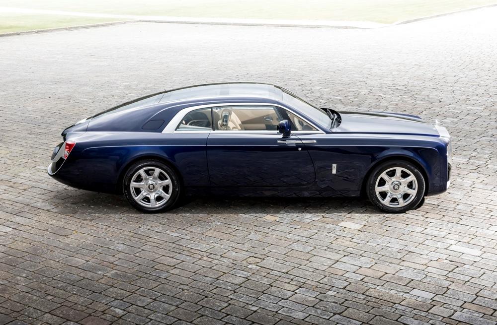 Rolls Royce Sweptail >> Rolls Royce Sweptail - Art of Gears