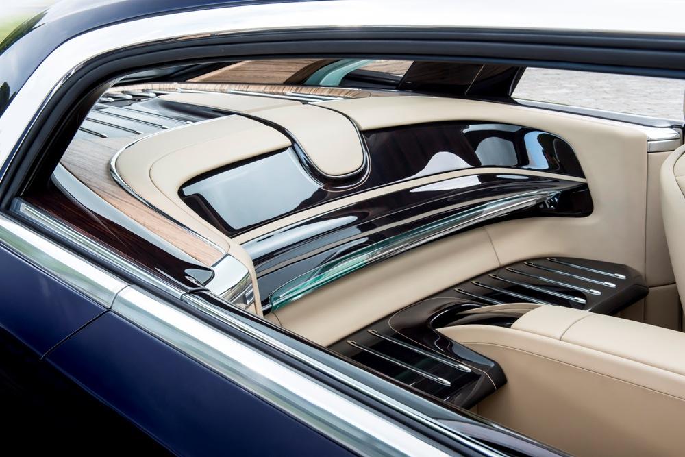 Rolls Royce Sweptail Art Of Gears