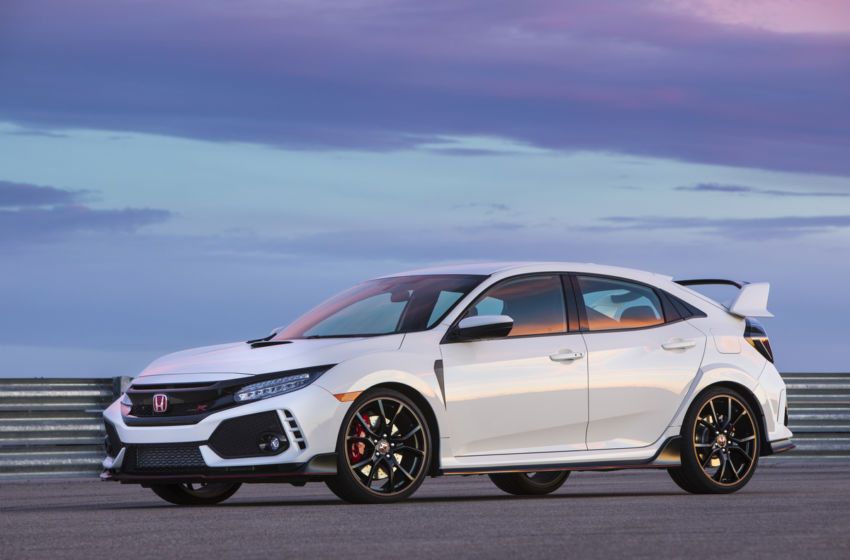 Honda Civic Type R Prices Start From 33 900 As Us Sales Begin