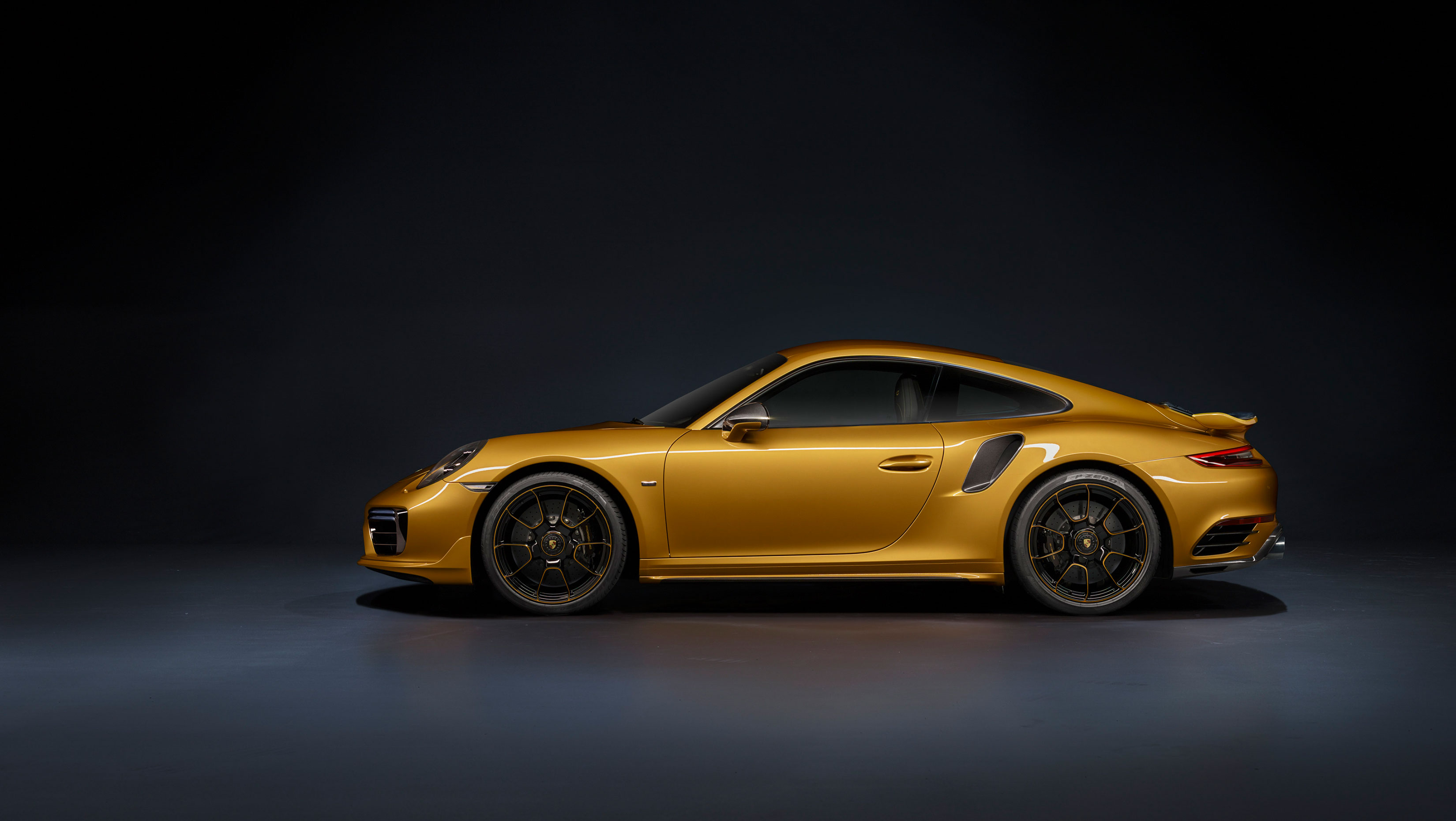 Porsche 911 Turbo S Exclusive Series The Car The Watch