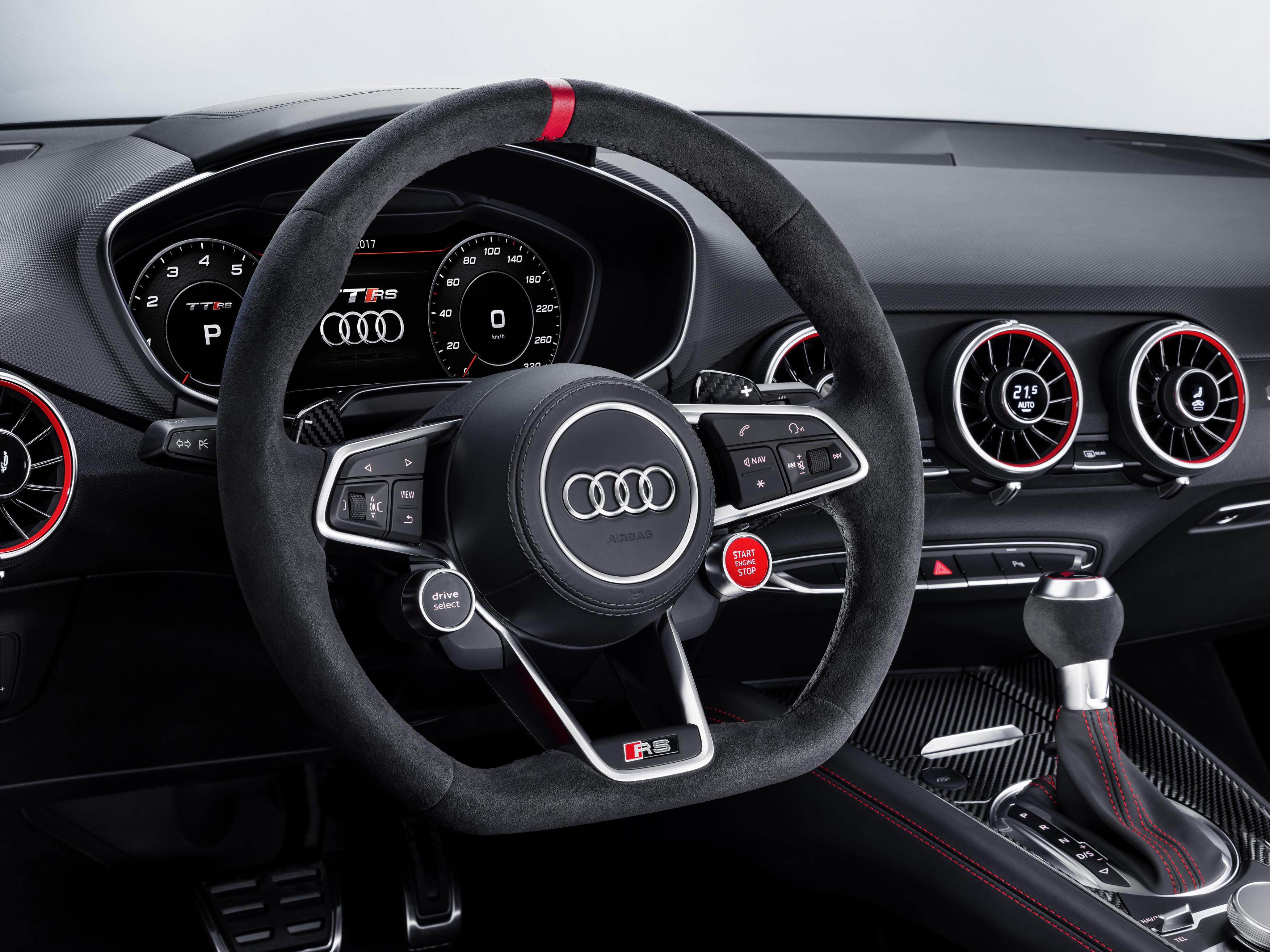 Audi Tt Rs Audi Sport Performance Parts Art Of Gears