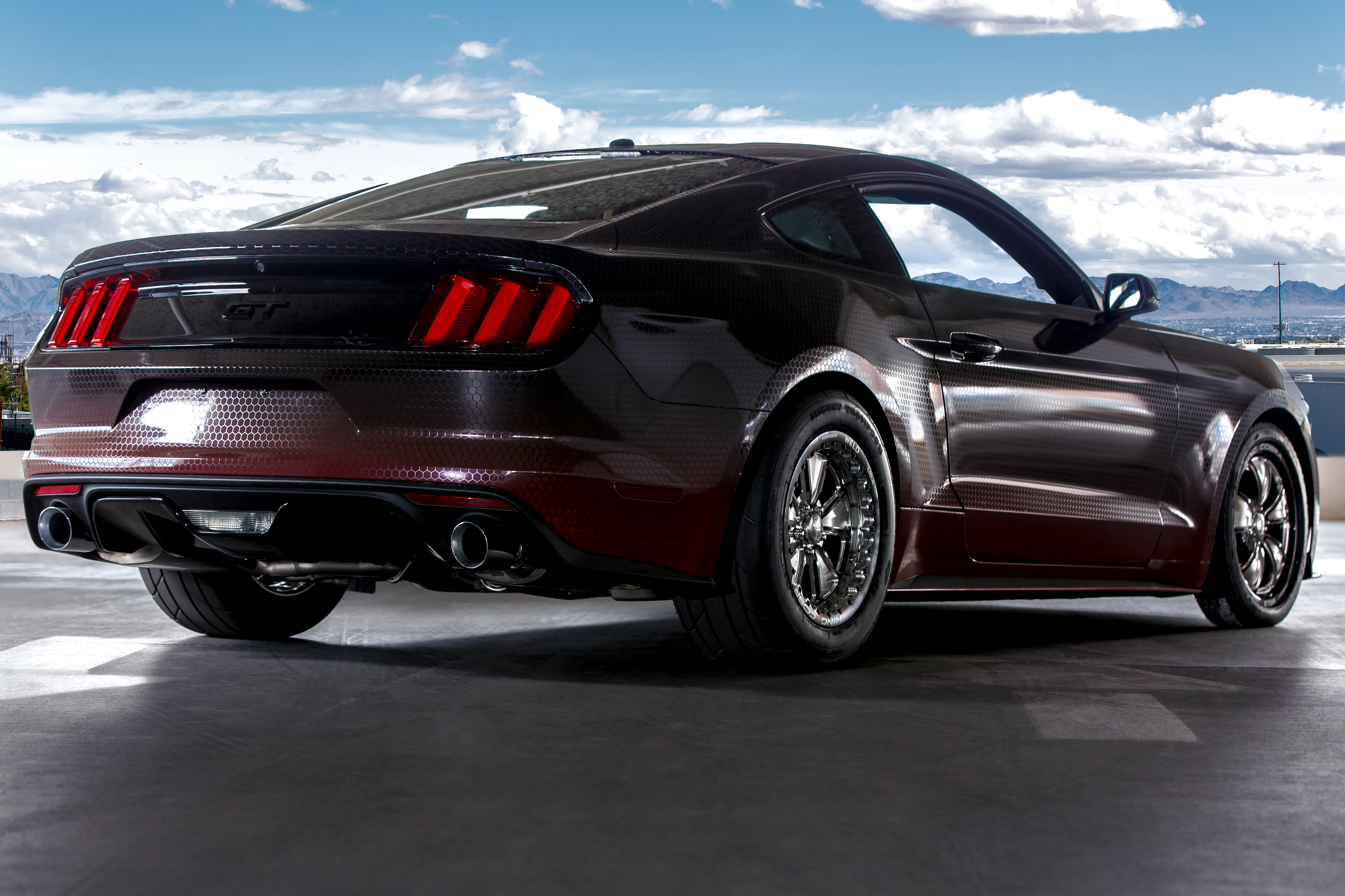 SEMA: King Cobra Parts Released for the 2015 Mustang GT