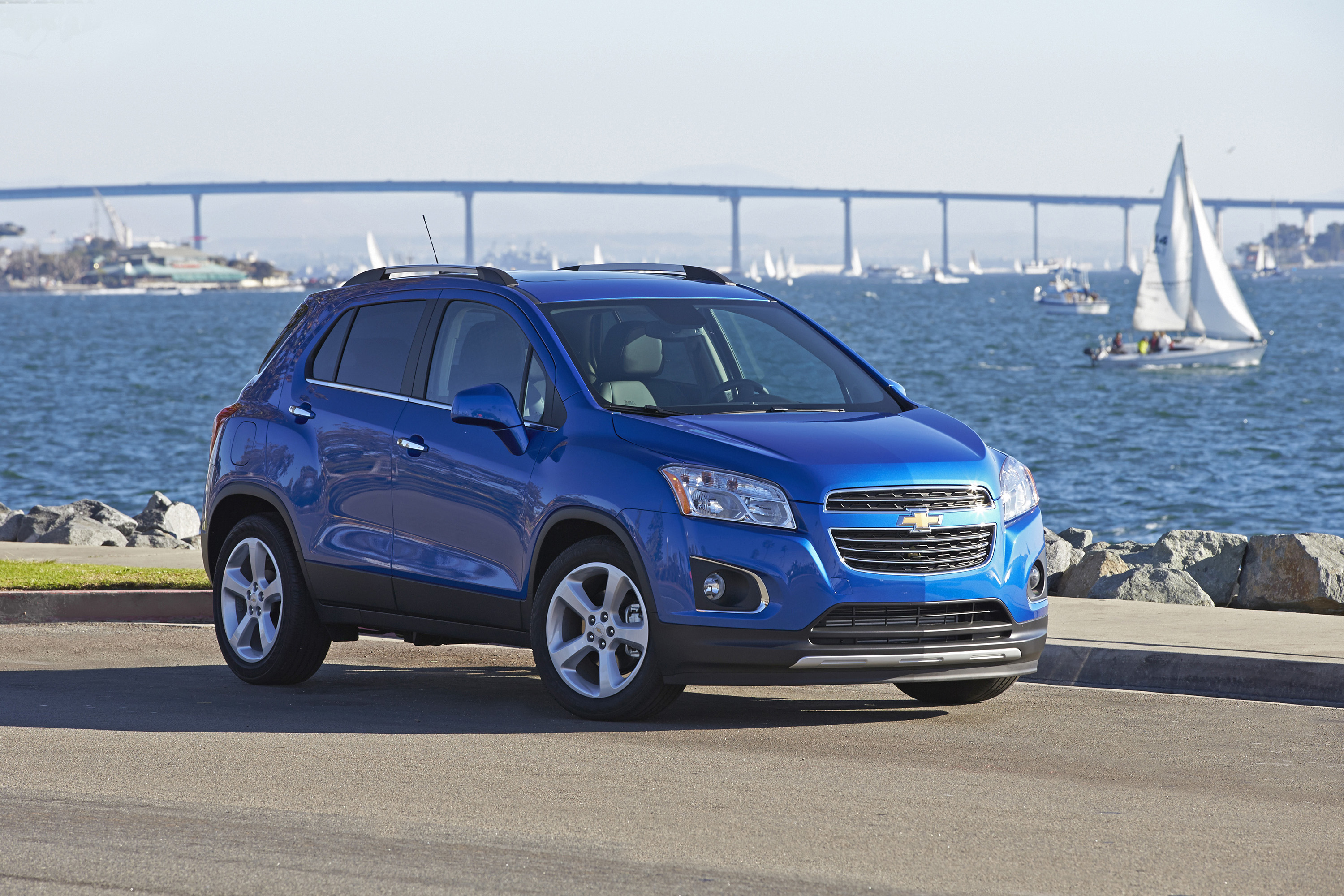 Chevrolet Entering the New Small SUV The Trax
