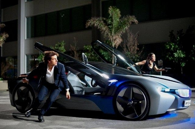 Bmw I8 Absolutely Wrecked In Mexico City Art Of Gears