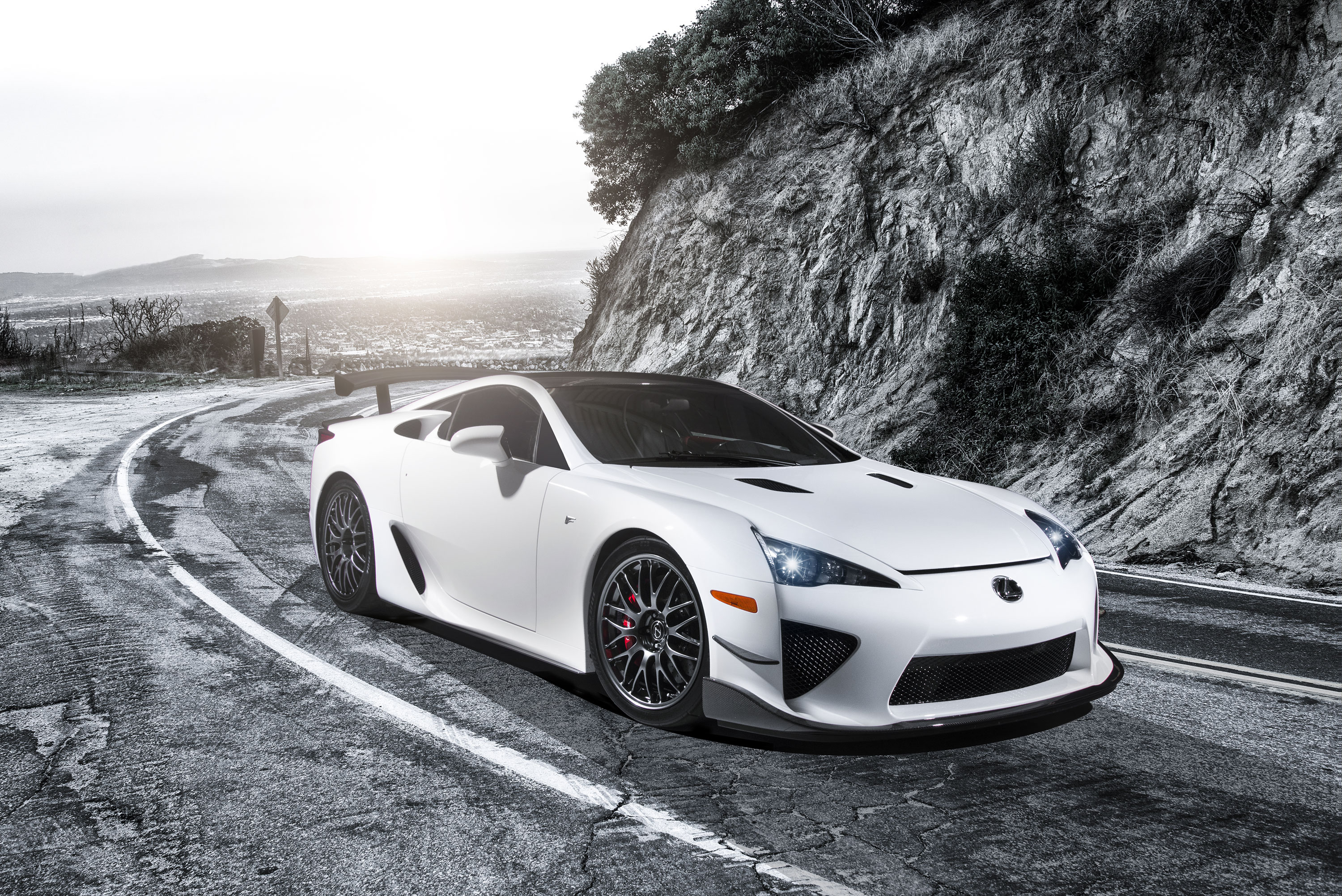 Lexus LFA Successor In The Works With 800 HP  Art of Gears