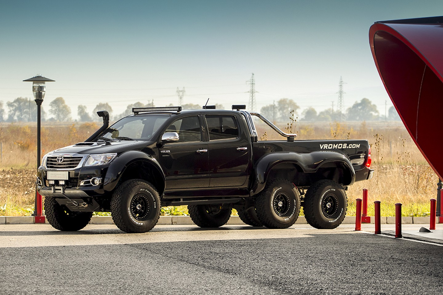 This Toyota Hilux Is An Affordable Off Roading Monster