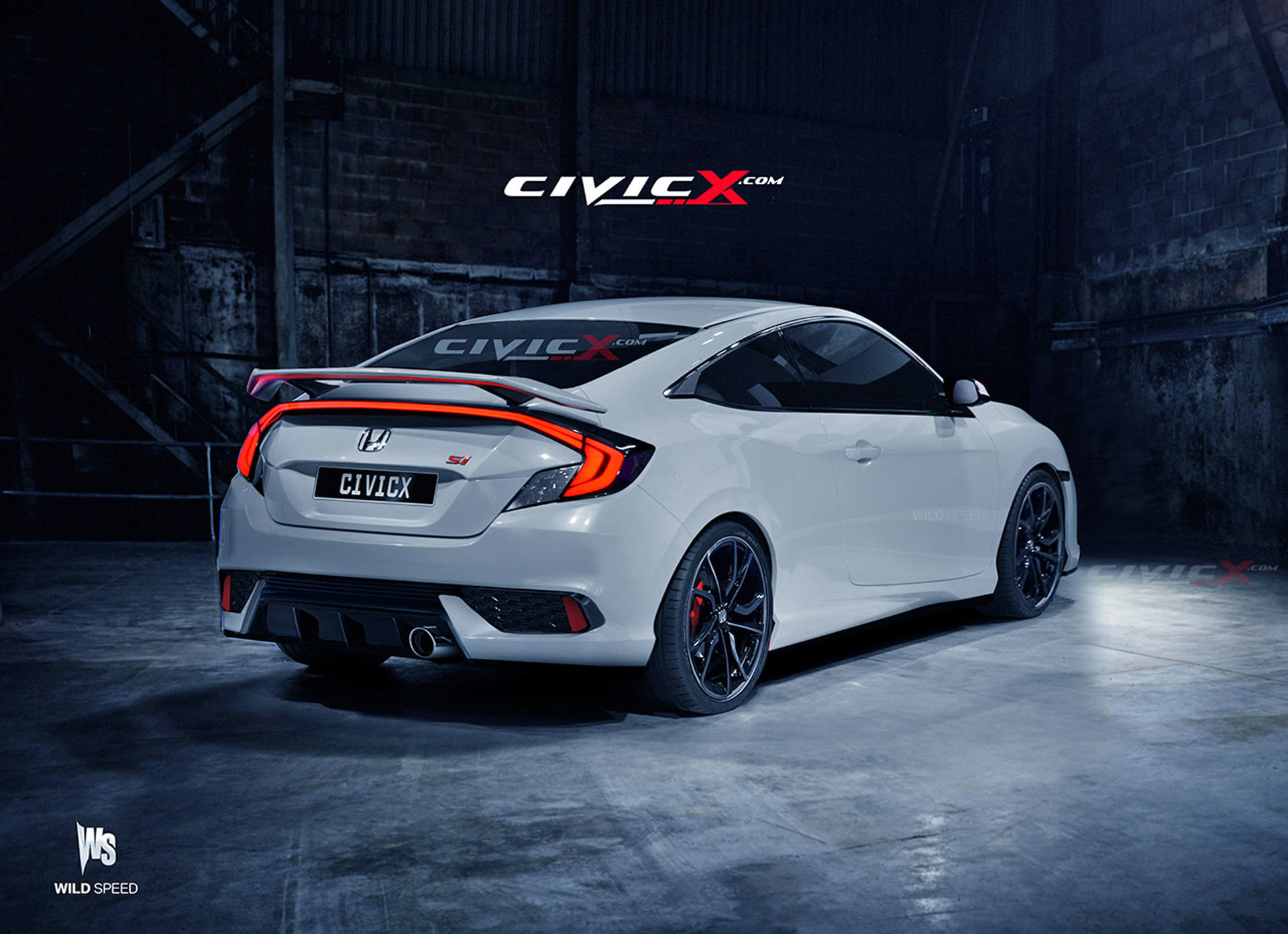 Amazing Is The 2017 Honda Civic Si Just A 230 HP Detuned Type R?