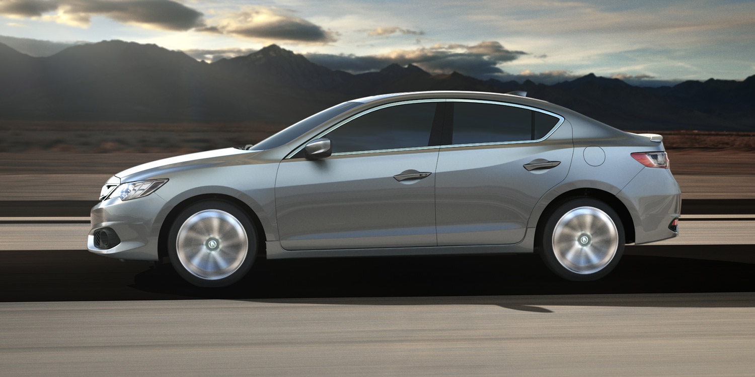 2018 Acura ILX: TOV Renders Up An ILX Precision Concept
