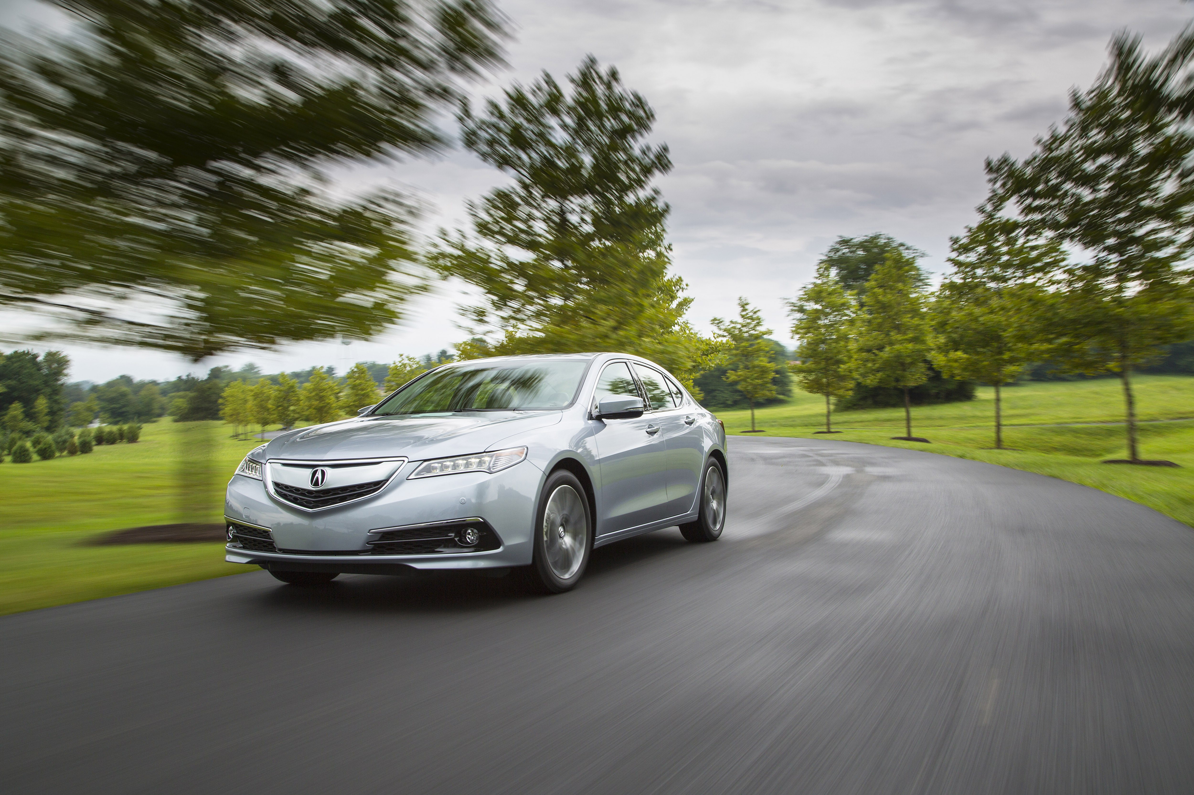2017 Acura Tlx Achieves Highest Overall Vehicle Score From Nhtsa