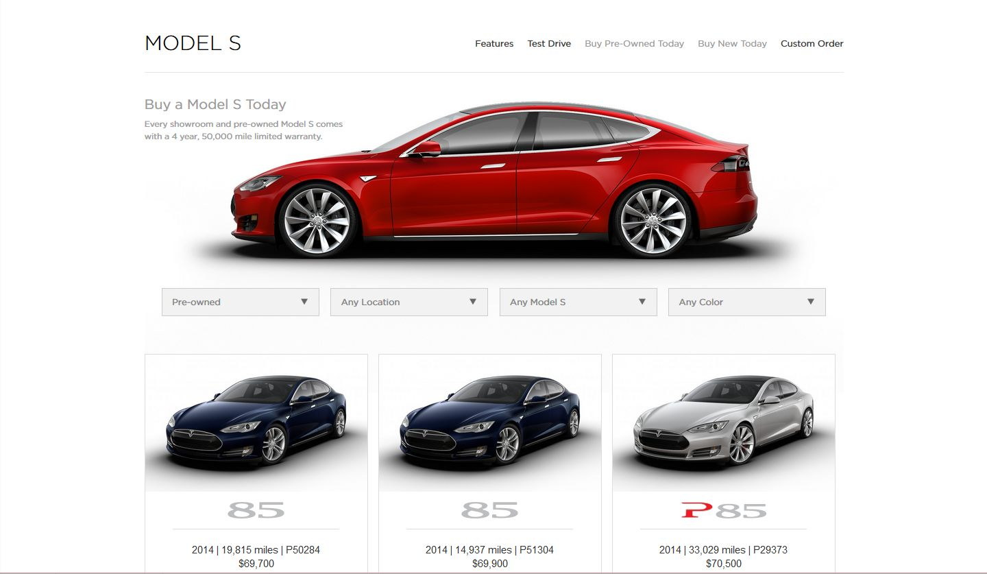 Is a PreOwned Tesla Model S Worth It