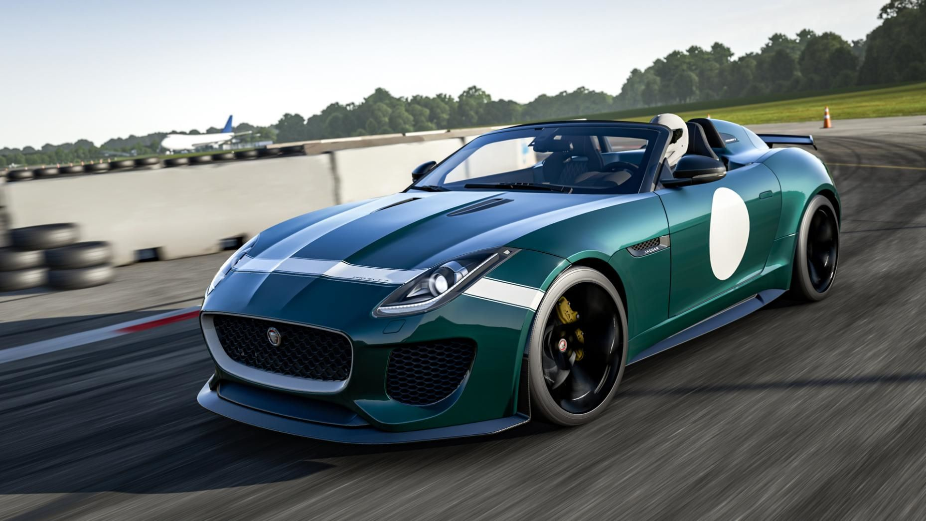 2017 Jaguar F Type Project 7 (Photo Turn 10). The Staff At Top Gear ...