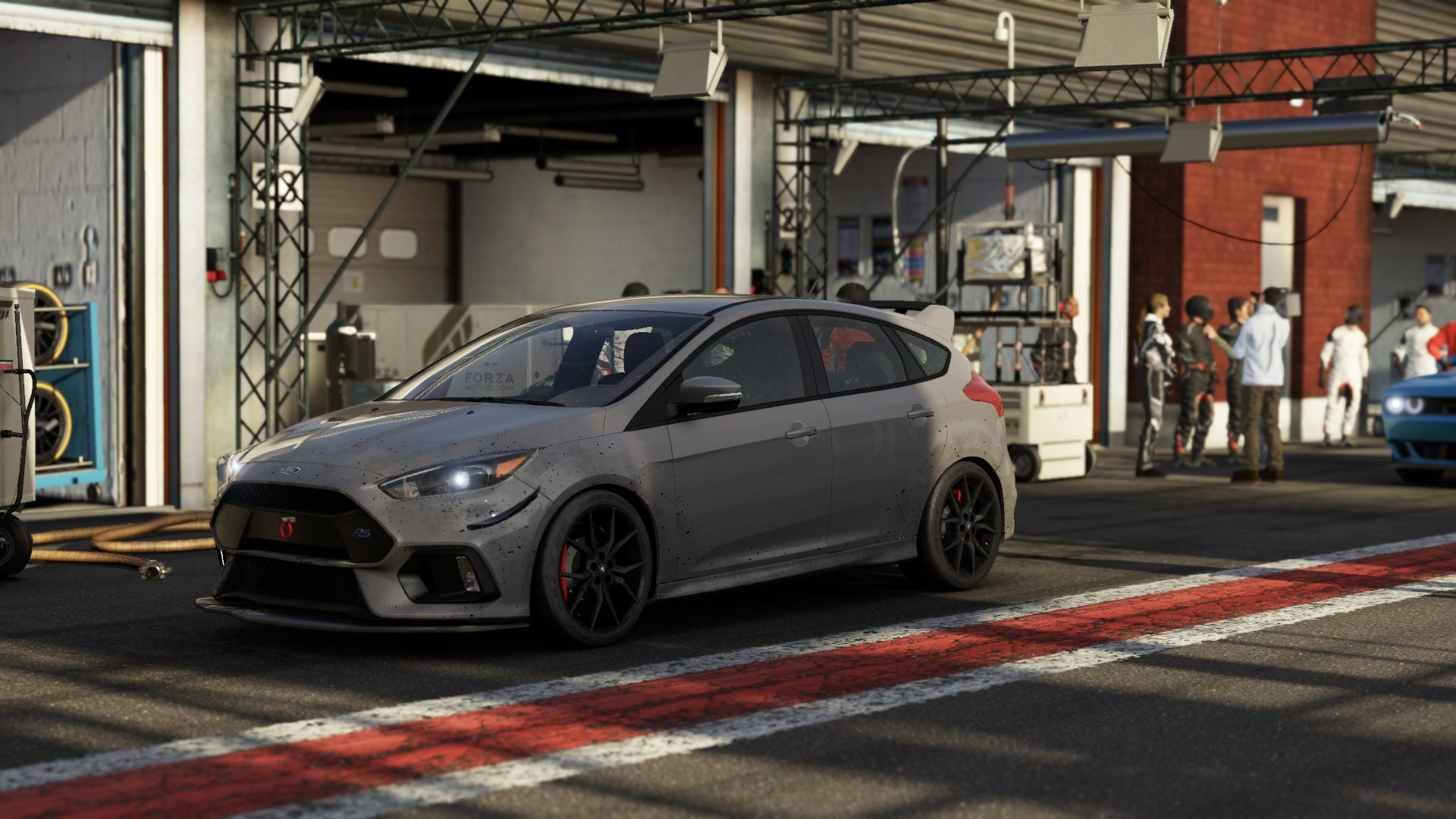 Esports Car Of The Week 2016 Ford Focus Rs Art Of Gears