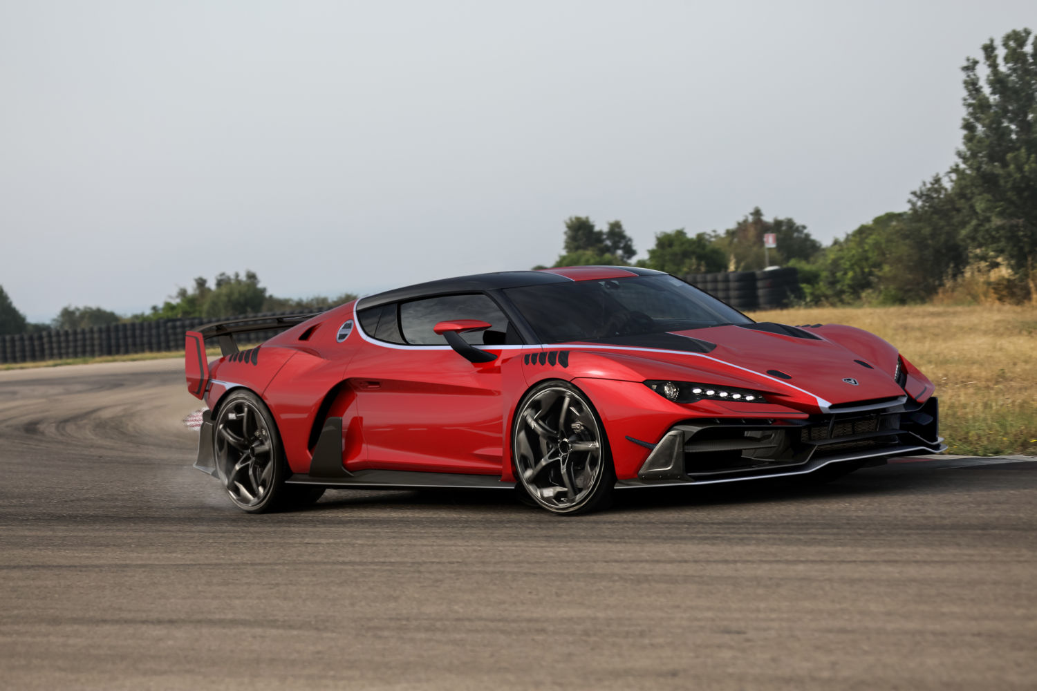 Low Price Car >> Italdesign Zerouno Is Sold Out And A Roadster Is In The Works