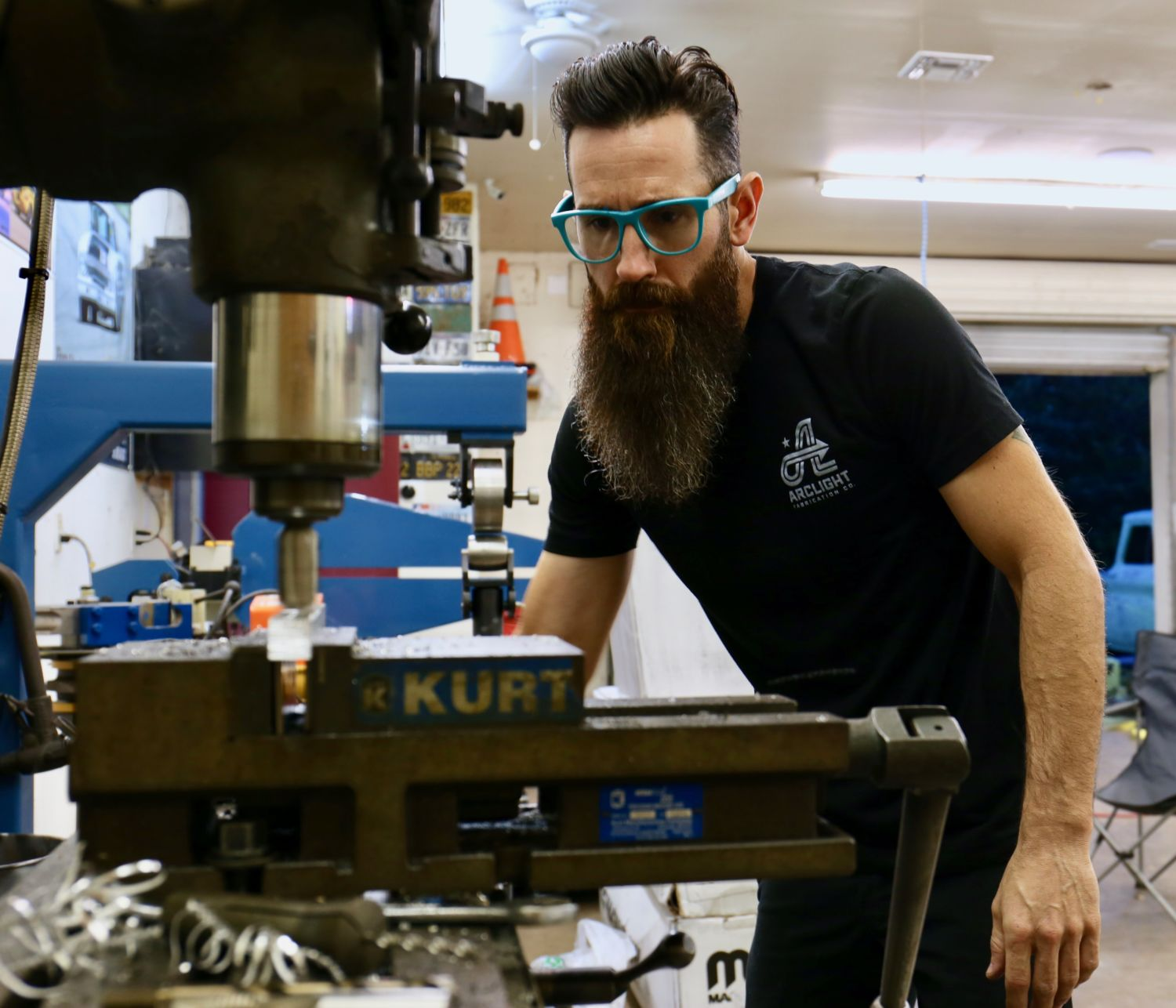 Aaron Kaufman: Fast N' Loud Ex-Host Speaks About Arclight Fab