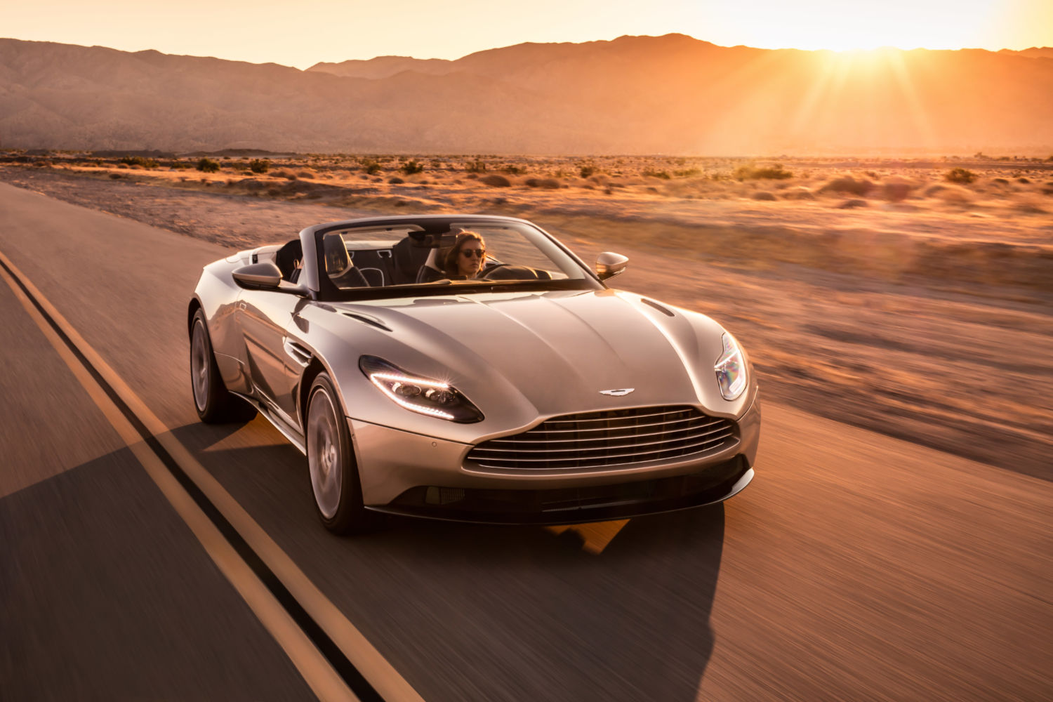 aston martin db11 volante has an amg v8 engine and great looks. Black Bedroom Furniture Sets. Home Design Ideas