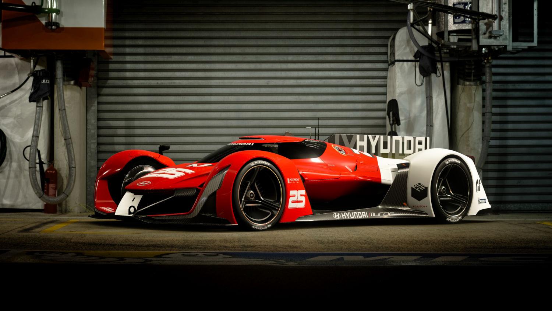 Gran Turismo Sport: Drive The Hyundai N 2025 Vision GT Concept