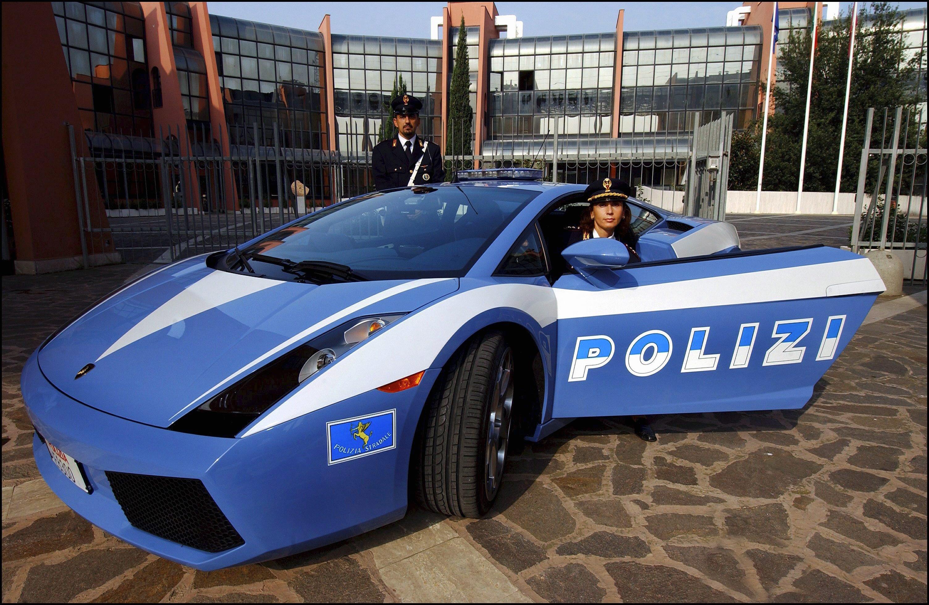 Lamborghini Huracan Did Police Deploy Supercar In Chase