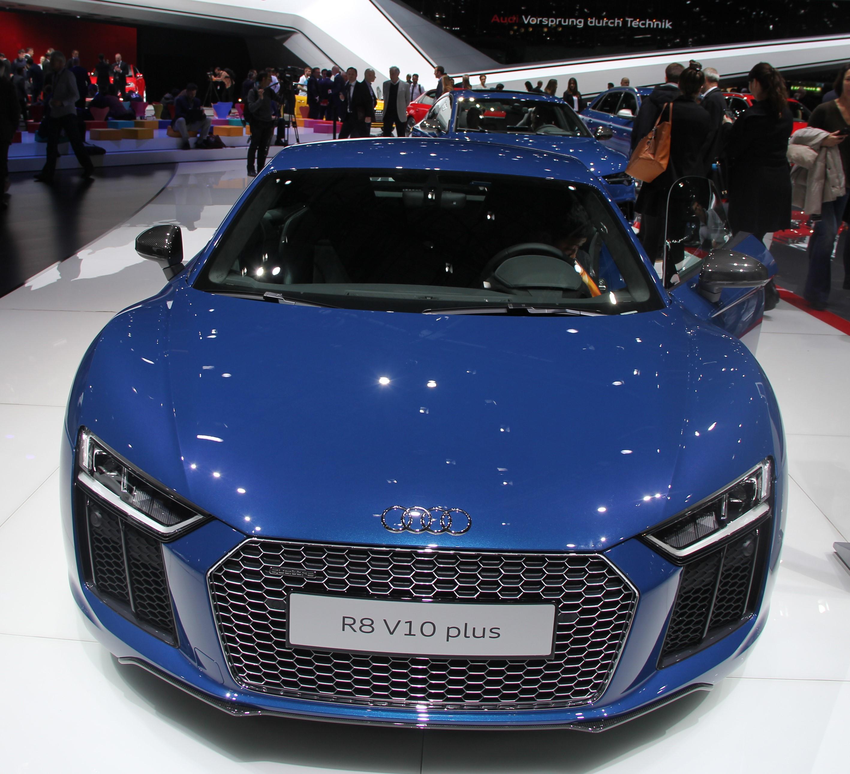 Audi R8 Set To Get Twin Turbo V6 Engine