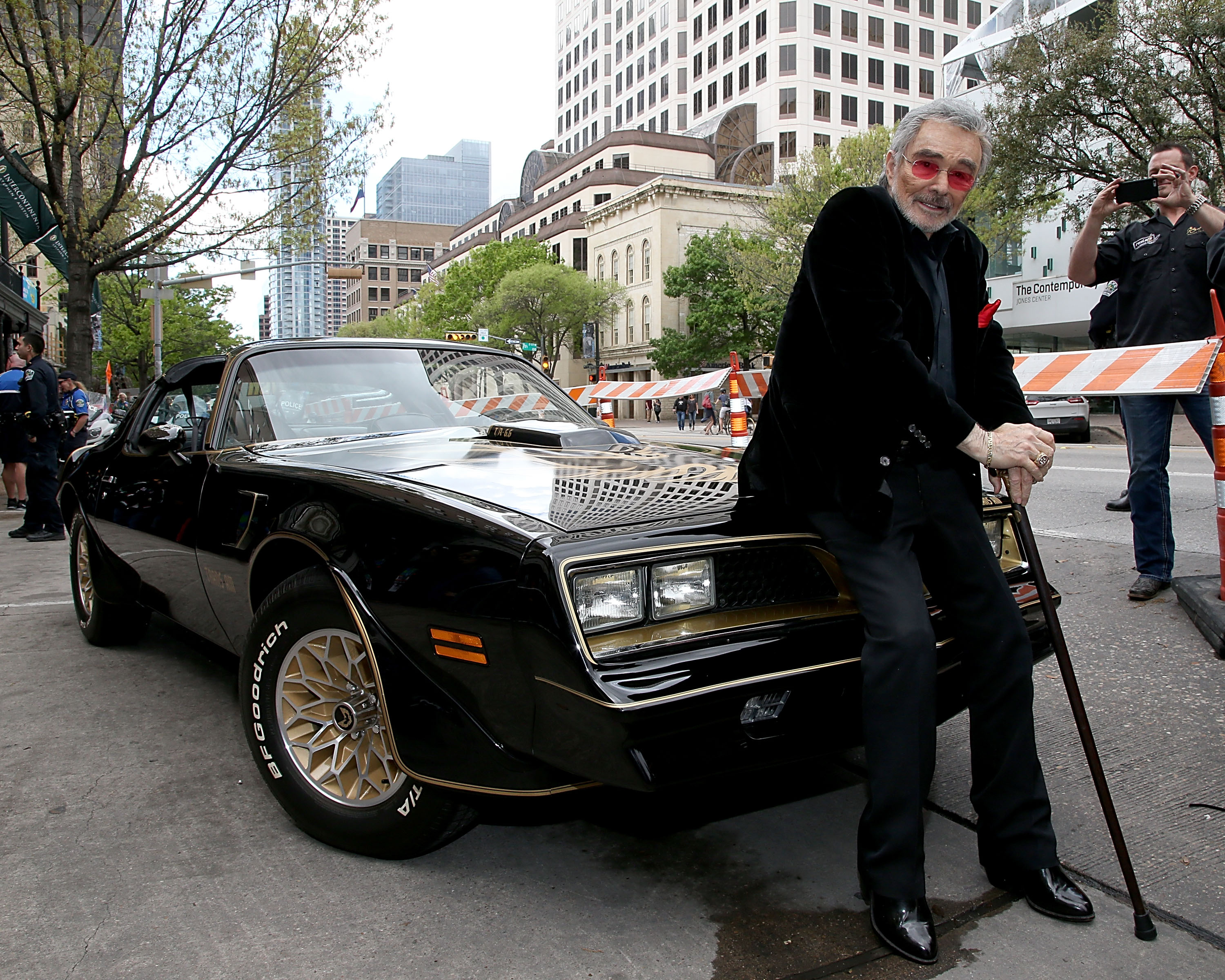 Burt Reynolds 2016 Trans Am