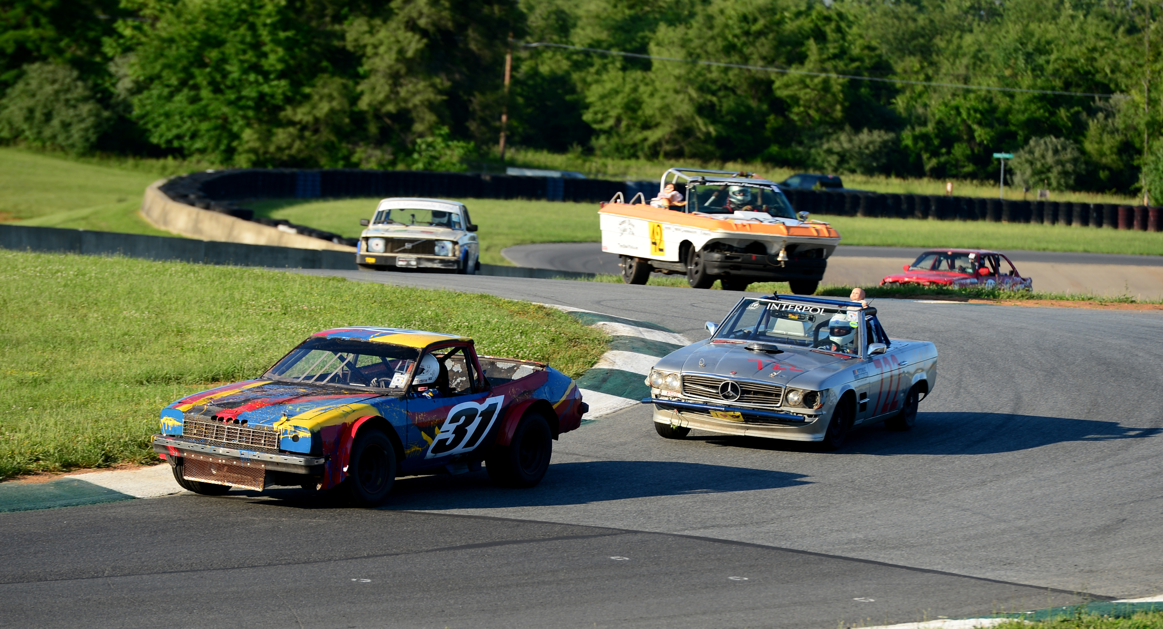 24 hours of lemons rally coming to the streets of california. Black Bedroom Furniture Sets. Home Design Ideas