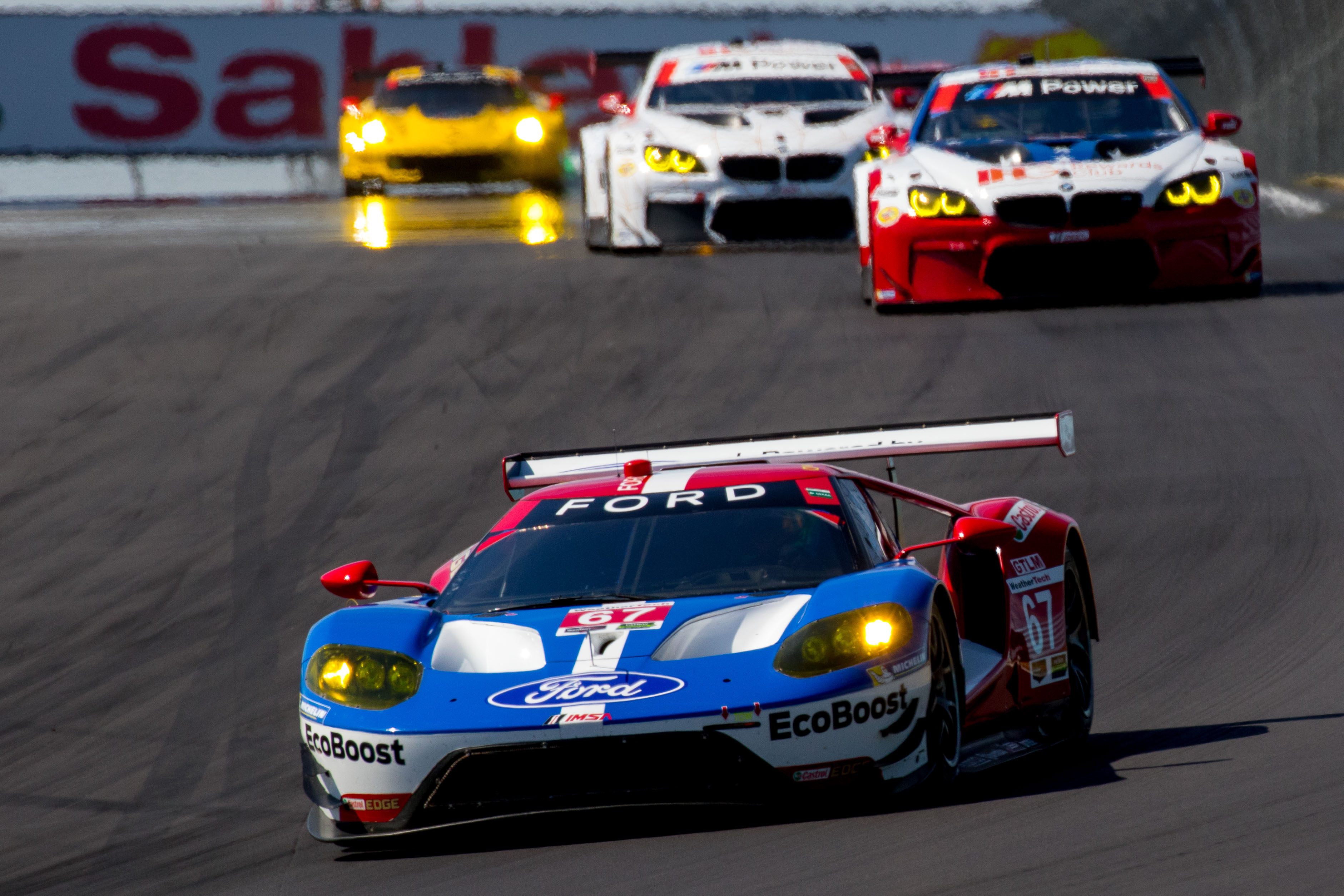 Ford GT Race Season Extended to 2019