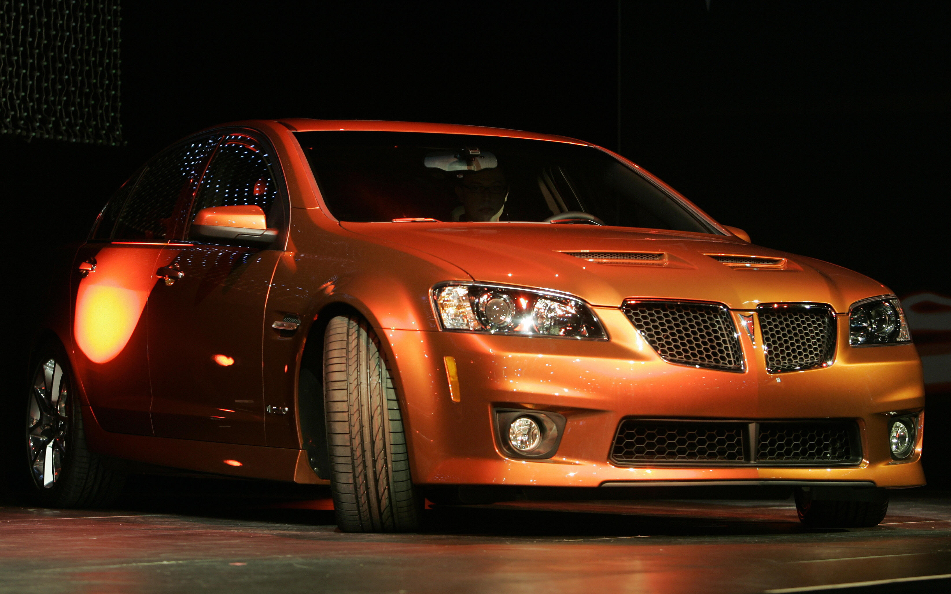 Worksheet. Pontiac G8 GXP Sedan What Could Have Been