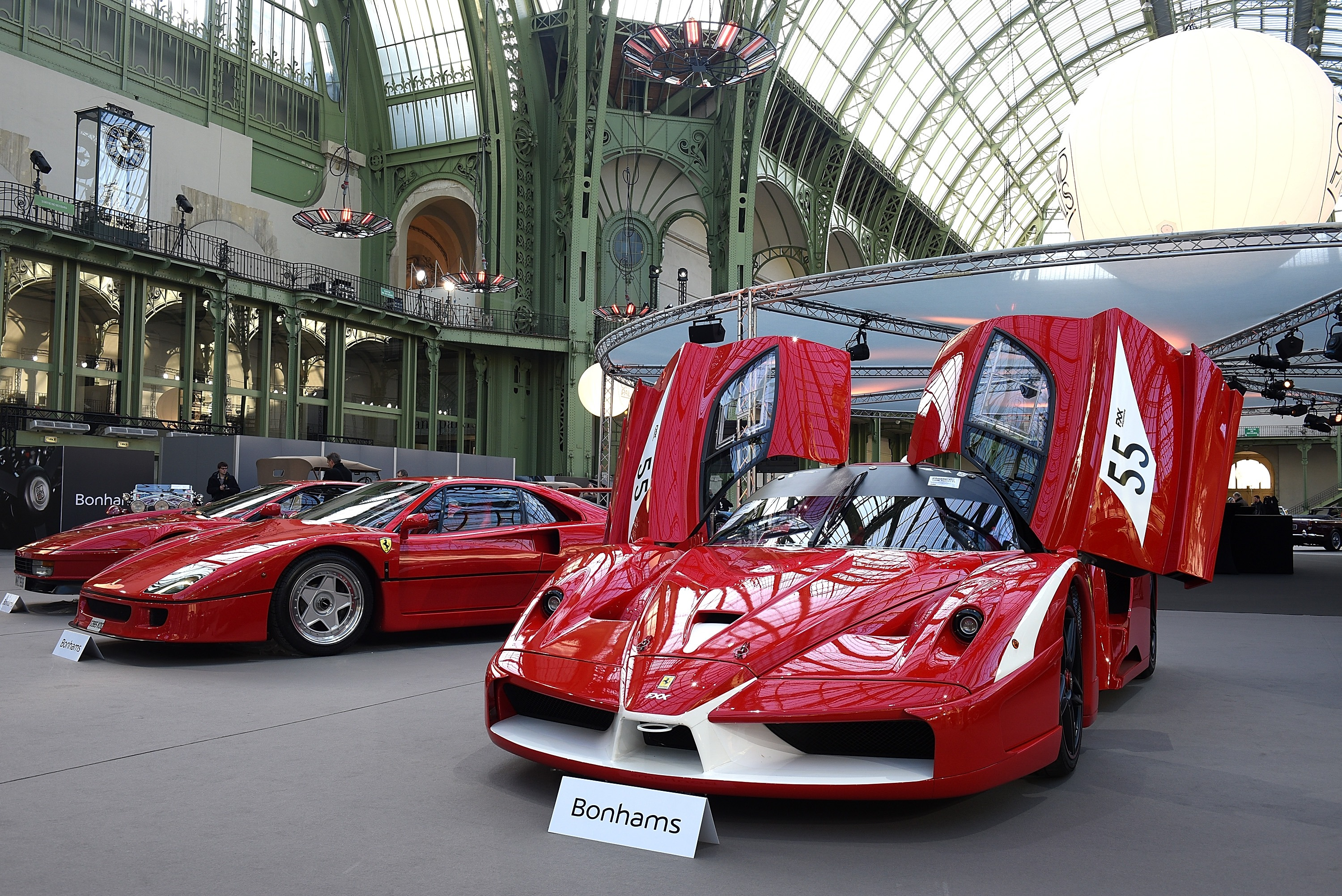 Ferrari FXX Evoluzione: One-Of-A Kind Street-Legal Track Car For Sale