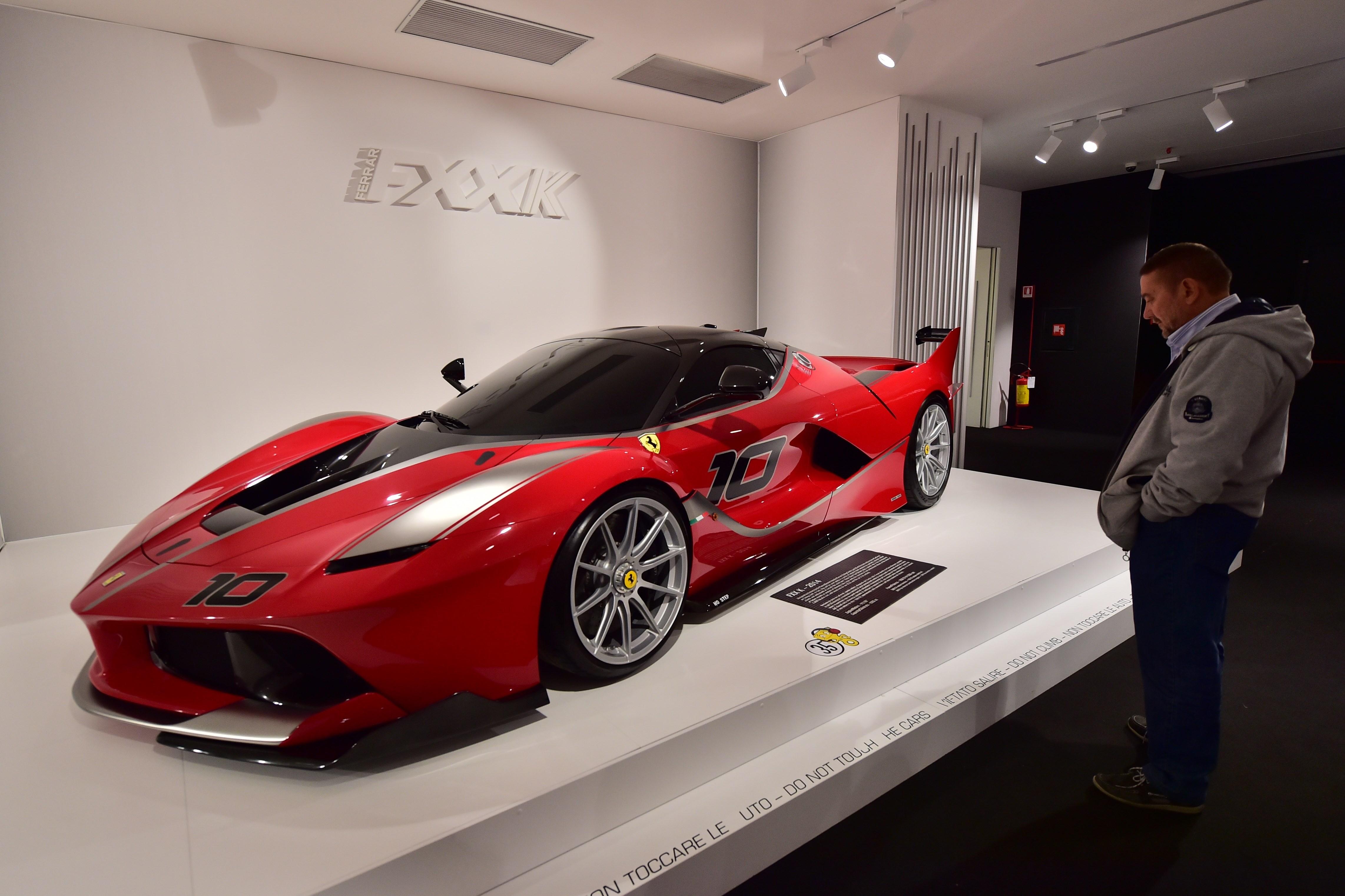 Ferrari Fxx K Dubai Dealer Is Selling Two Units Of The
