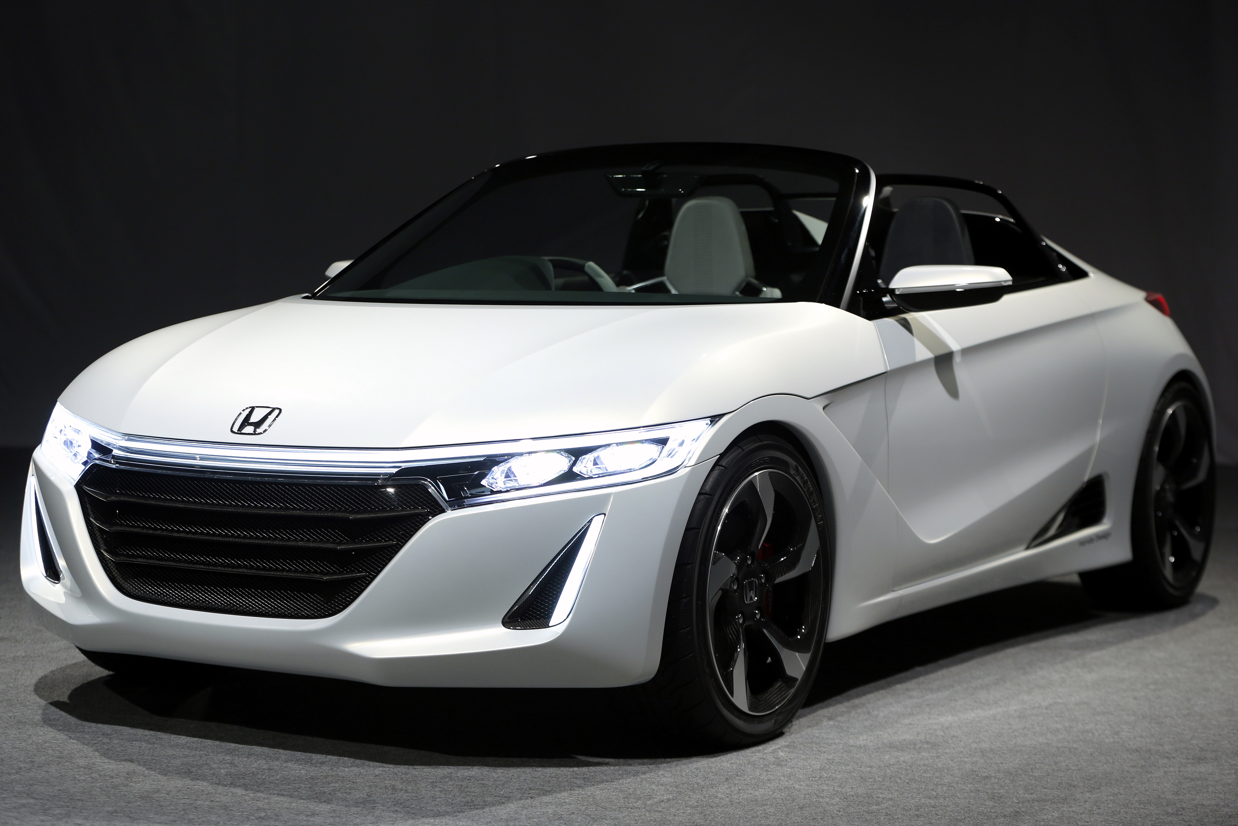 Honda S660 Modified >> Honda S660 Gets Over-The-Top Treatment From Liberty Walk