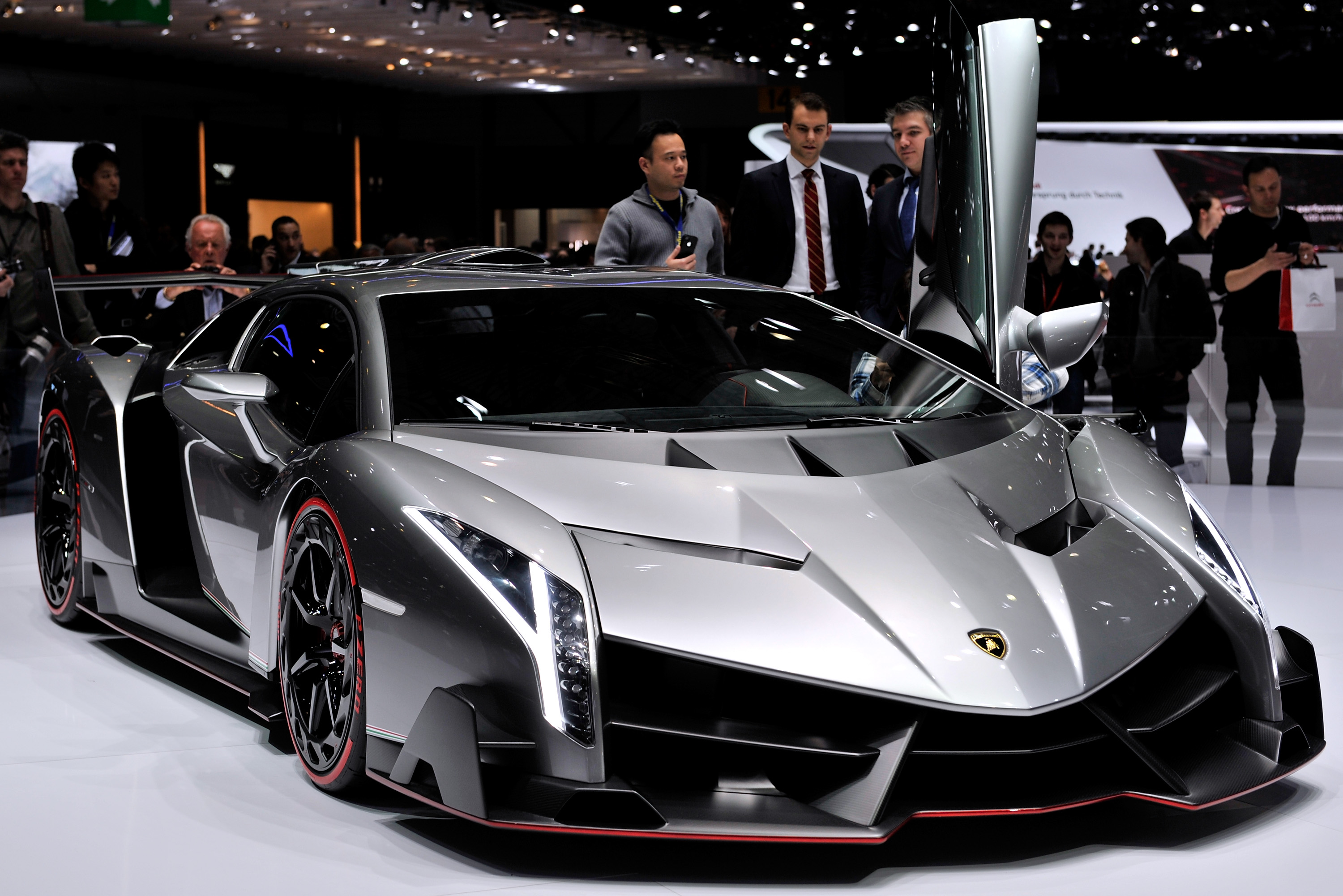 Ultra-Rare Lamborghini Veneno Coupe For Sale At $9.4 Million