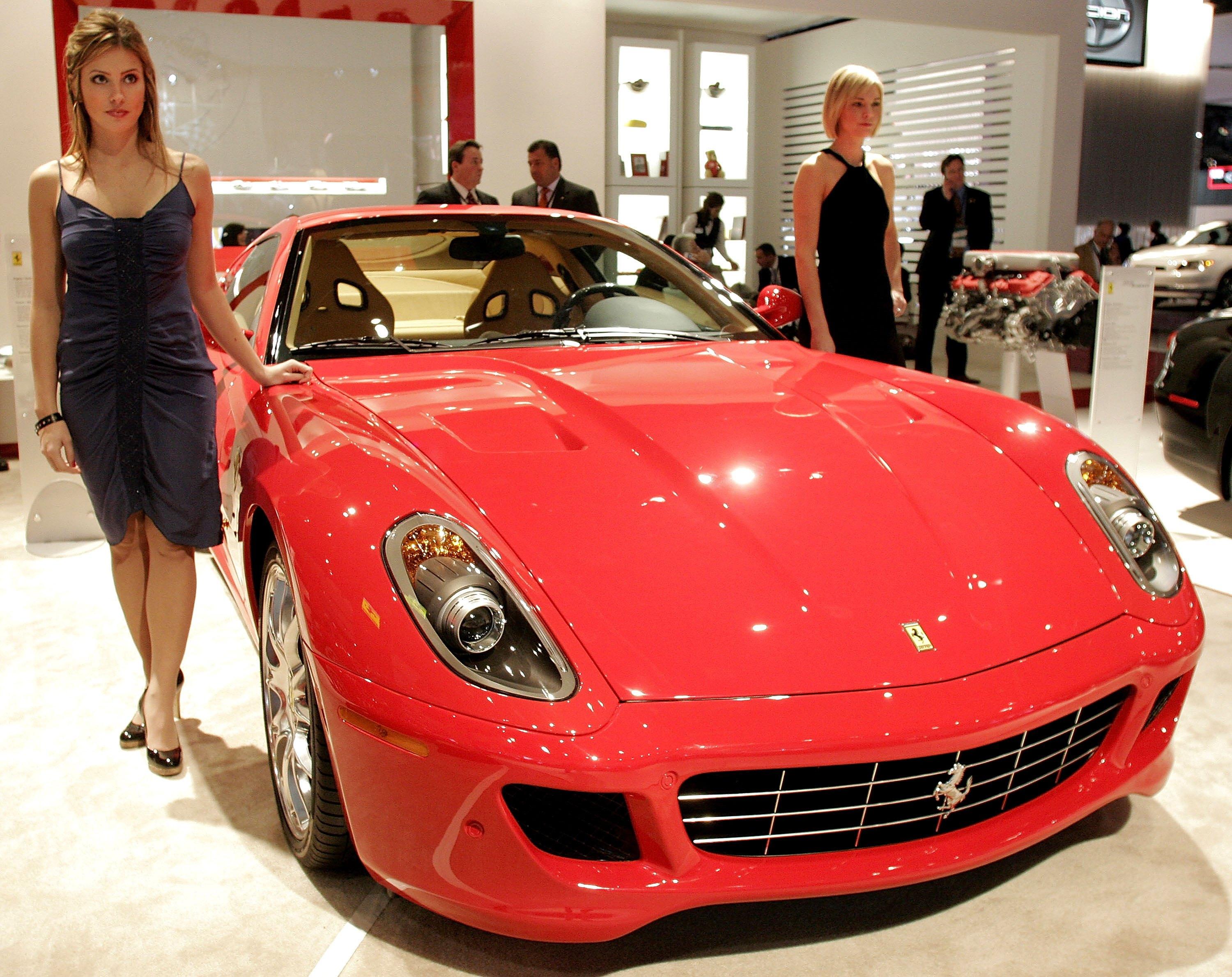 ferrari 599 gtb fiorano on ebay costs as much as two ferrari 812 superfast. Black Bedroom Furniture Sets. Home Design Ideas